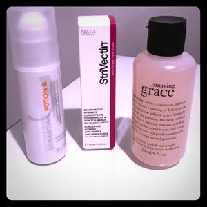 Hair, body & face products!
